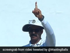 Watch: Umpire's Delayed Decision Bemuses Vidarbha Captain Faiz Fazal