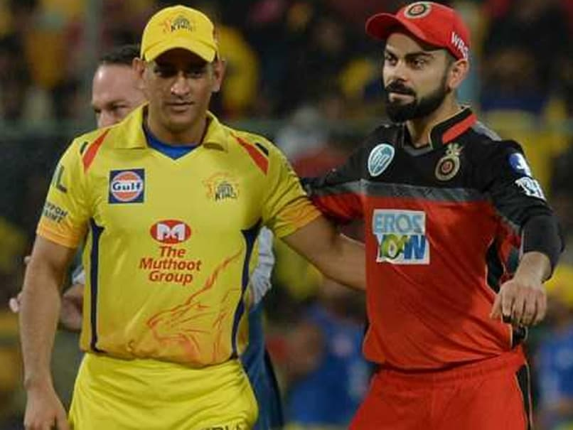 IPl: CSK Come Up With Epic Reply To RCB's