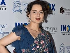 Ace Florals Like Kangana Ranaut. 5 Gorgeous <i>Sarees</i> To Get Her Look