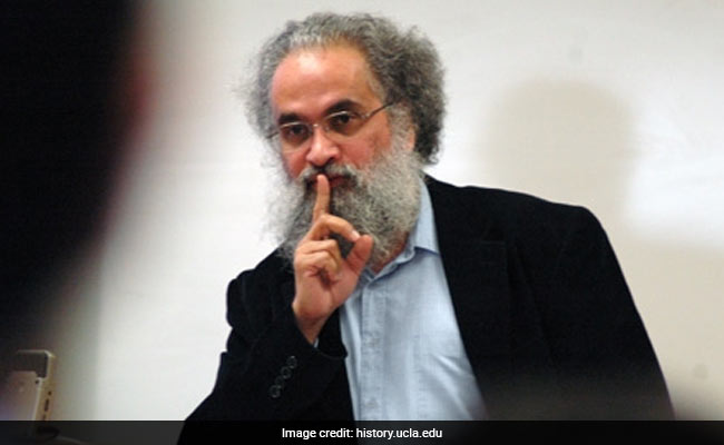 Indian Historian Wins Israel's Million Dollar Dan David Prize