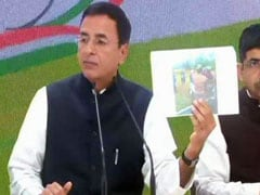 """PM Was Busy With Film Shoot When Nation Was Mourning Soldiers"": Congress"