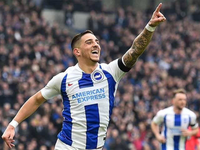 Brighton Edge Past Derby County To Enter FA Cup Quarter-Finals