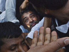 Upendra Kushwaha Injured As Party Leaders Clash With Police In Bihar