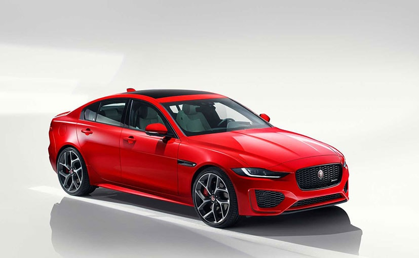 2020 Jaguar Xe Facelift Revealed Carandbike