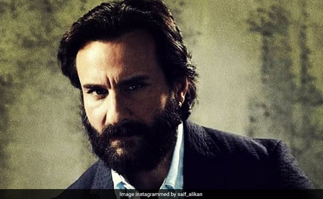 Saif Ali Khan Roped In For A Cameo In Sushant Singh Rajput's Dil Bechara: Report