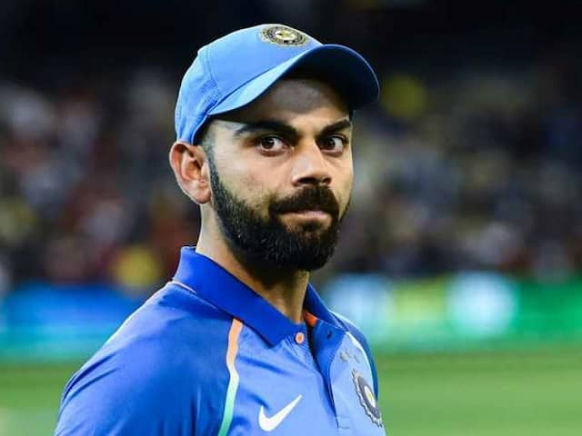 Virat Kohli took to Twitter to send his condolences after Pulwama attack