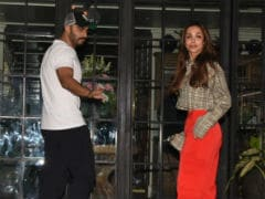 Amid Dating Rumours, Arjun Kapoor And Malaika Arora Spotted Together (Again)