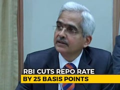 Video: Loans May Get Cheaper As Shaktikanta Das-Led RBI Cuts Key Lending Rate
