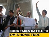 Video: After Priyanka's Debut, All 3 Gandhis At Top Congress Meet On PM's Turf