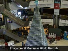 World's Tallest Tower Of Cupcakes Assembled In Chennai