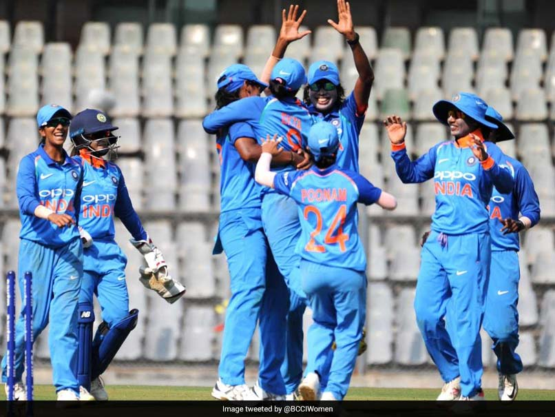 1st ODI: Ekta Bisht Helps India Women Win Against England