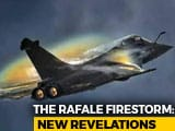 "Video : Government Made ""Major, Unprecedented Concessions"" In Rafale Deal: Report"