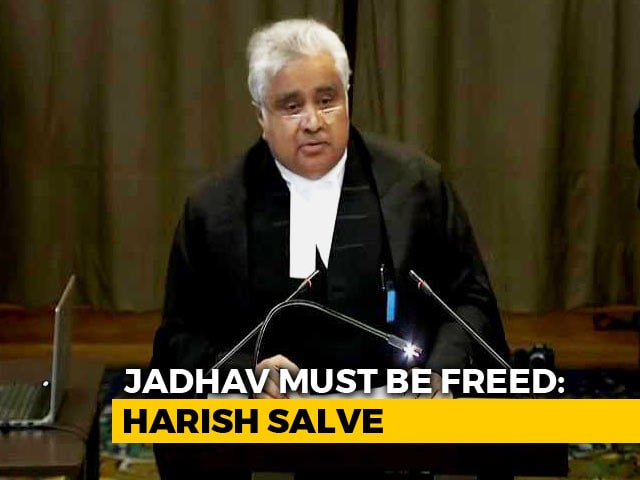"Video : ""Pak Misusing UN Court For Propaganda"": India On Kulbhushan Jadhav Case"