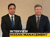 Video : In Conversation With Peyman Kargar and Thomas Kuehl, Nissan India