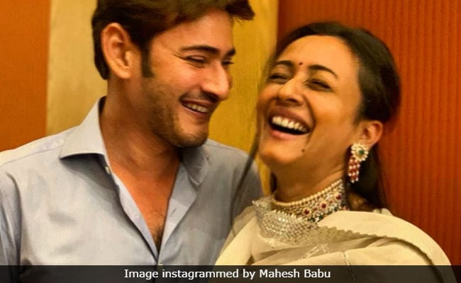 Mahesh Babu's Instagram Post For Wife Namrata Shirodkar On Wedding Anniversary Is Pure Love