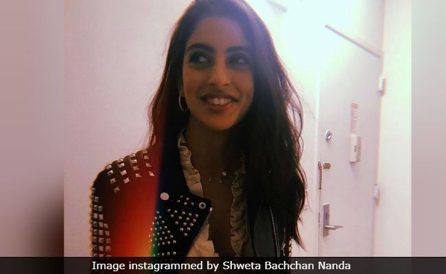 Nothing To See Here, Just Another Pic Of Navya Naveli Shared By Shweta Bachchan Nanda