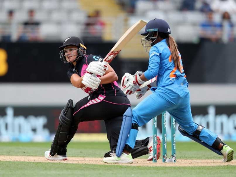 2nd T20I: India Women Lose To New Zealand By Four Wickets To Hand Series