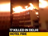Video : 17 Dead In Delhi's Worst Fire In 22 Years