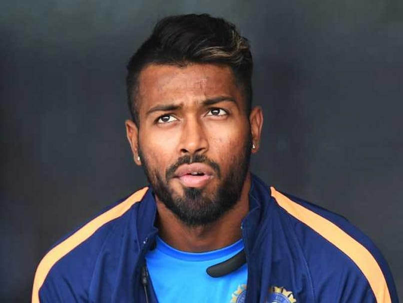 Hardik Pandya ruled out of Australia series