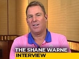 Video : Virat Kohli The Best Man Manager, Not Captain: Shane Warne To NDTV