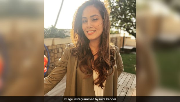 Mira Kapoor Spills The Beans On Her Favourite Cuisine, Favourite Restaurant And More!
