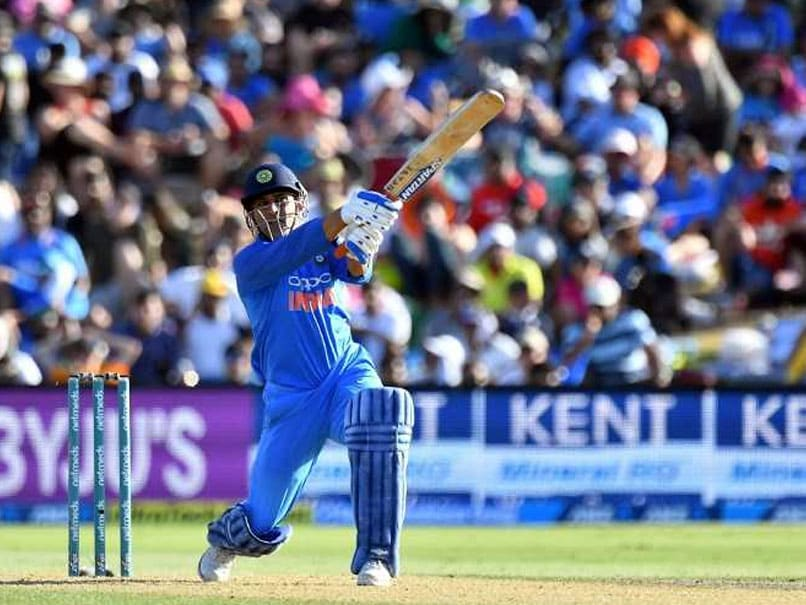 MS Dhoni's Wicket Key To Winning Matches Against India, Says Jimmy
