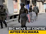 Video : Free Air Travel Announced For Paramilitary Amid Criticism Over Pulwama
