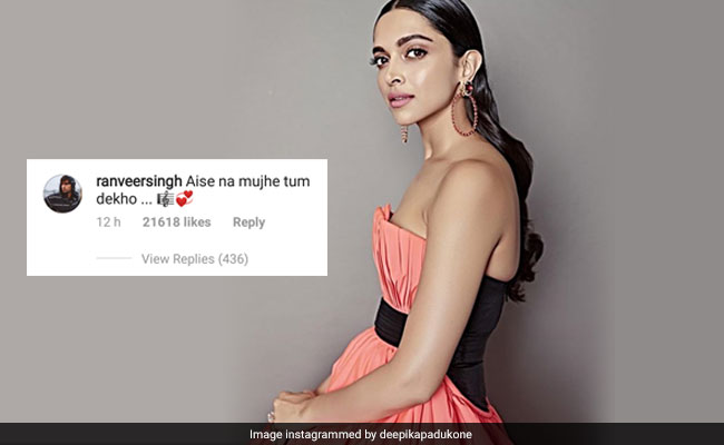 Love Is In The Air. Nick And Ranveer's Comments On Priyanka And Deepika's Posts Are Proof