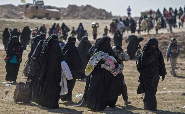 Woman, Son Walked 53 Hours, Passed By Corpses As They Fled From ISIS