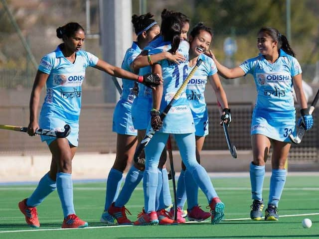 HOCKEY: Indian women starts the tour with winning note against New Zealand