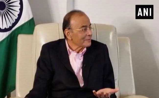 Arun Jaitley Says He Is 'Much Better', Hopes To Be Back From US Soon