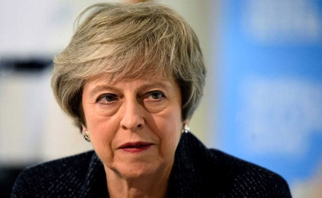 More Brexit Humiliation For British PM As Parliament Defeats Her Again