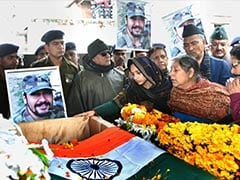 Uttarakhand Mourns Death Of Army Major Killed In Pulwama Terror Attack