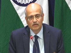 Foreign Secretary Vijay Gokhale To Visit China, May Discuss Masood Azhar