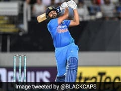 "Rohit Sharma ""Looks Forward"" To T20I Series Decider Against New Zealand. See Picture"