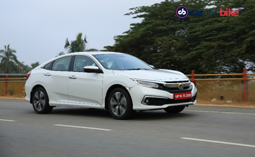 2019 Honda Civic Price In India Images Mileage Features Reviews