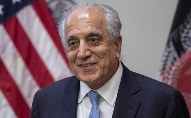 US Envoy In Taliban Talks Seeks Peace Deal Before July Elections