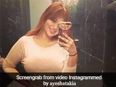 'वॉन्टेड गर्ल' आयशा टाकिया ने पोस्ट किया Video, कुछ यूं पोज देते हुई आईं नजर