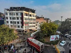 Delhi Hotel Fire: DNA Profiling To Be Done Of Unidentified Body