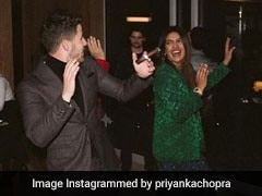 Priyanka Chopra, Nick Jonas Were Not At Grammys But Made Up For It At Pre-Party