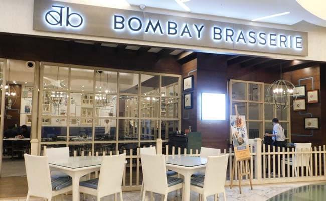 BB CALLS BACK Menu from BOMBAY BRASSERIE in Kolkata Quest Mall