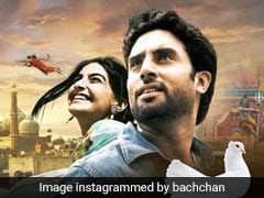 10 Years Of <i>Delhi 6</i>: Abhishek Bachchan Posts A Special Message For Cast And, Of Course, Masakali
