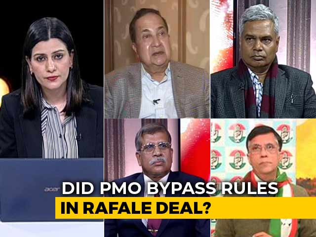 Video : Explosive New Note On Rafale: Did PMO Interfere In The Deal?