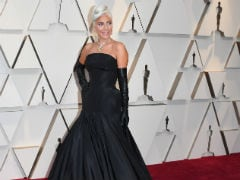 Oscars 2019: A Very Pink Red Carpet - And Lady Gaga In Black
