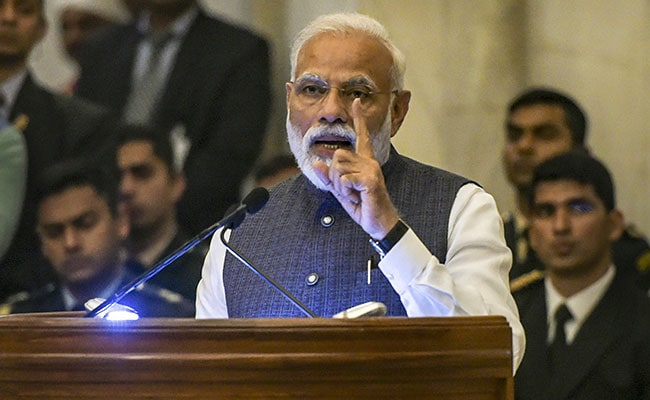 'This Is Called 56-Inch Chest': BJP Leader Praises PM Over Balakot Strike