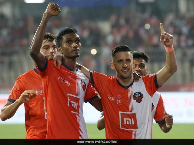 Indian Super League: FC Goa Leave ATK Staring At Exit With 3-0 Win