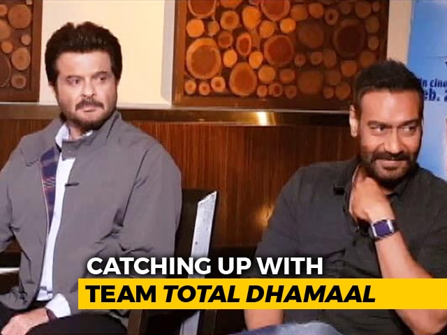 Catching Up With Team Total Dhamaal