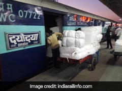 Train Running From Jabalpur To Ajmer Derails Near Jaipur