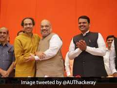 """Break Alliance If"": Trouble In Sena-BJP Paradise Days After Partnership"