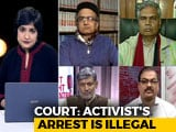 "Video : Dalit Scholar Anand Teltumbde's Arrest: Police ""Adventurism""?"